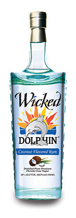 The newly released coconut rum from Wicked Dolphin Distillery of Cape Coral, Florida has already proven to be a big hit with consumers and bartenders.