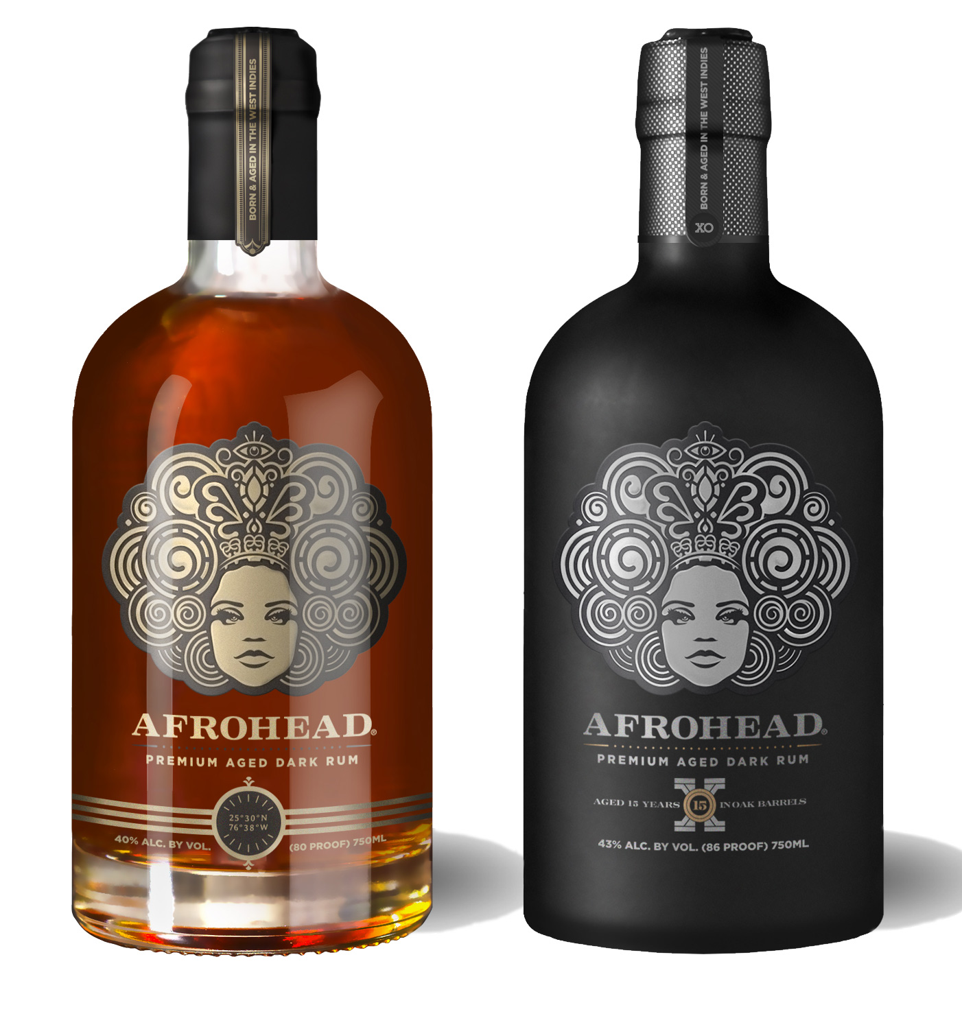 AfroHead, aged rum, Harbour Island, Bahamas
