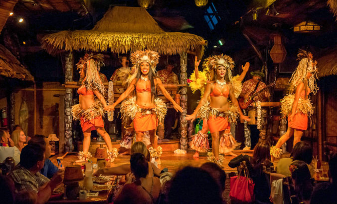 Mai Kai Polynesian Dancers