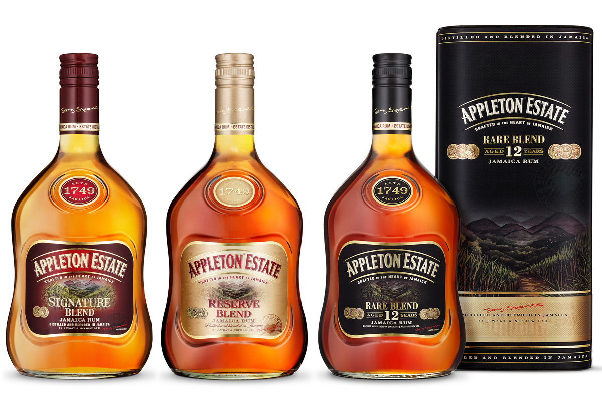 Appleton Estate, aged blended rums, Jamaica, master blender, Joy Spence