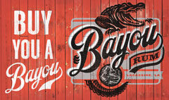 Bayou Limited Edition Select Barrel Reserve aged rum