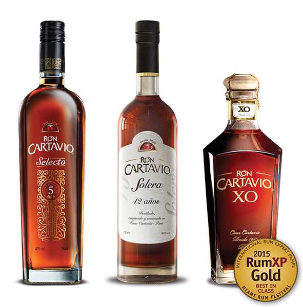 Fine aged rums from Peru are finding greater distribution in the USA as Ron Cartavio reaches into new markets each month.