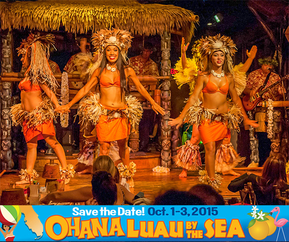 "Tiki fanatics are gathering for a celebration of Polynesian culture and authentic cocktails on the first weekend of October in Ft. Lauderdale as the Fraternal Order of the Moai presents their inaugural ""Ohana: Luau By The Sea."""