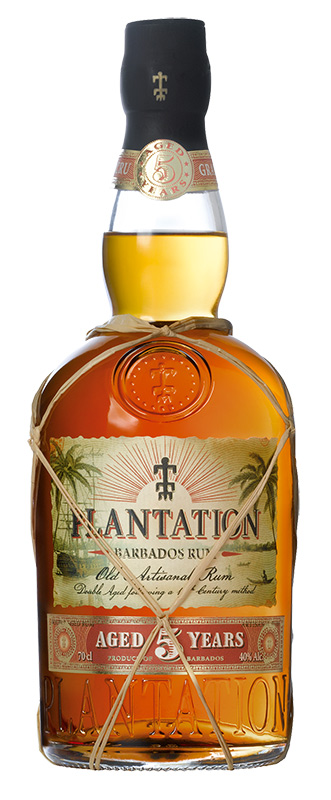 Plantation 5 year old artisanal rum from Barbados offers ...