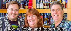 The Rum Team -- The Robs of Robs Rum Guide
