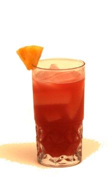 rum cocktails - Rum Runner cocktail