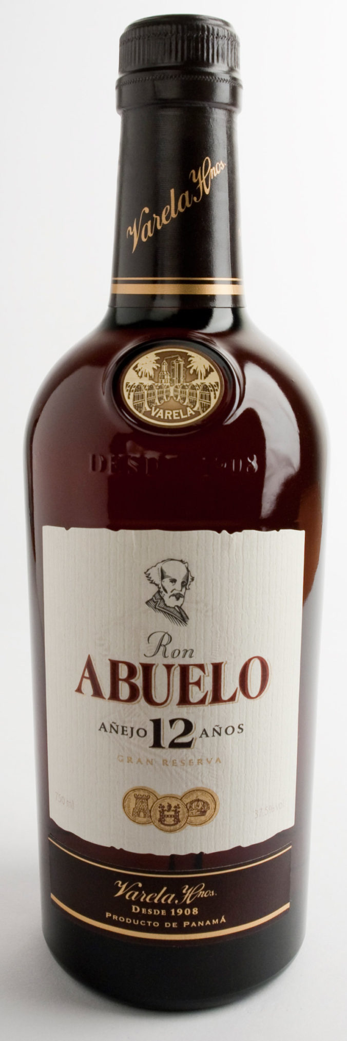 Abuelo 12 year old aged from from Panama
