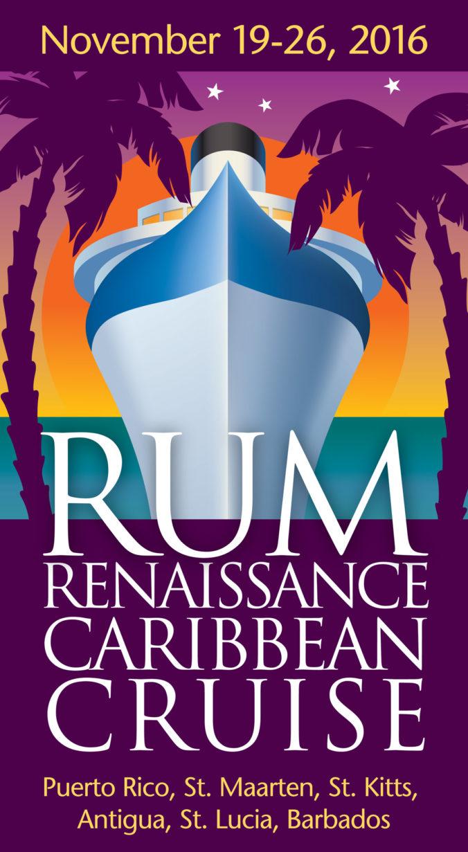 The 2016 Rum Renaissance Caribbean Cruise offers VIP distillery tours, departing November 19.