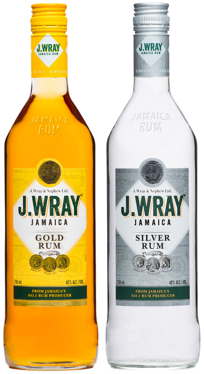 Appleton Special and Appleton White rums have be rebranded as J.Wray Gold and White in the USA.