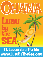 Ohana - Luau By The Sea in Ft. Lauderdale