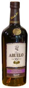 Abuelo XV Napoleon Cognac Cask Finish Image