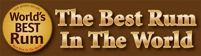 World's Best Rum - Best Rum In The World