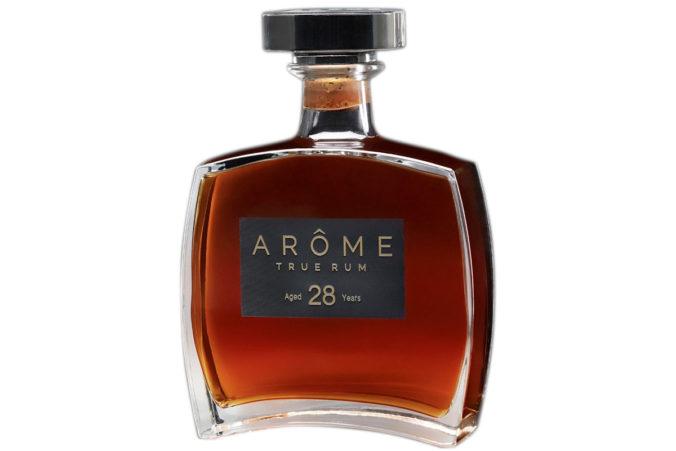 Rum Arôme 28, Rum Arome, luxury rum, limited edition, Panama