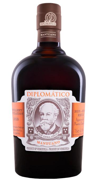 Mantuano Ron Extra Añejo rum