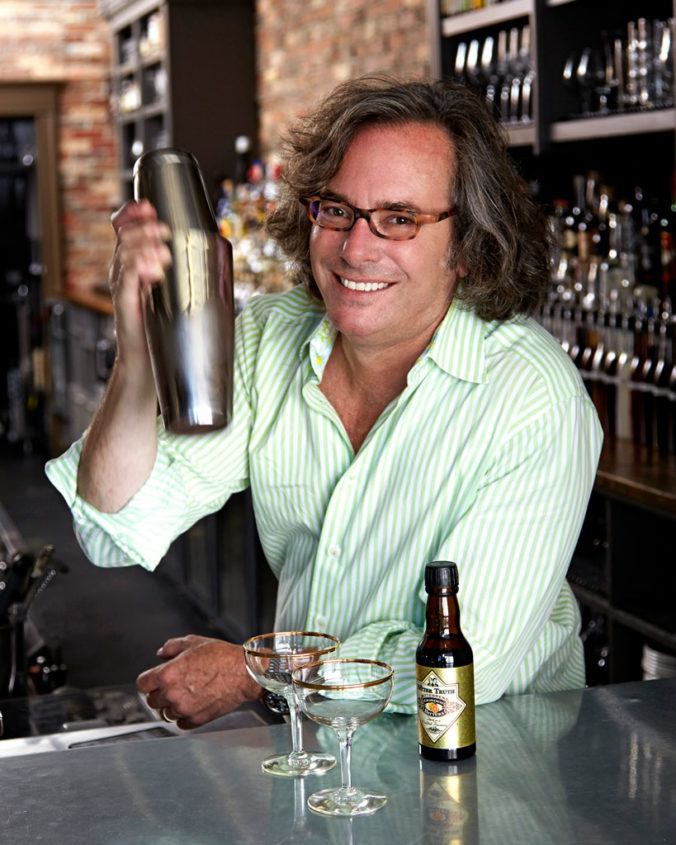 Warren Bobrow, author of Cannabis Cocktails