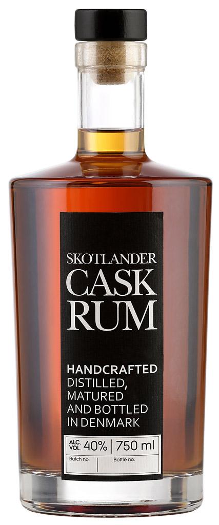 Skotlander Cask Aged Rum