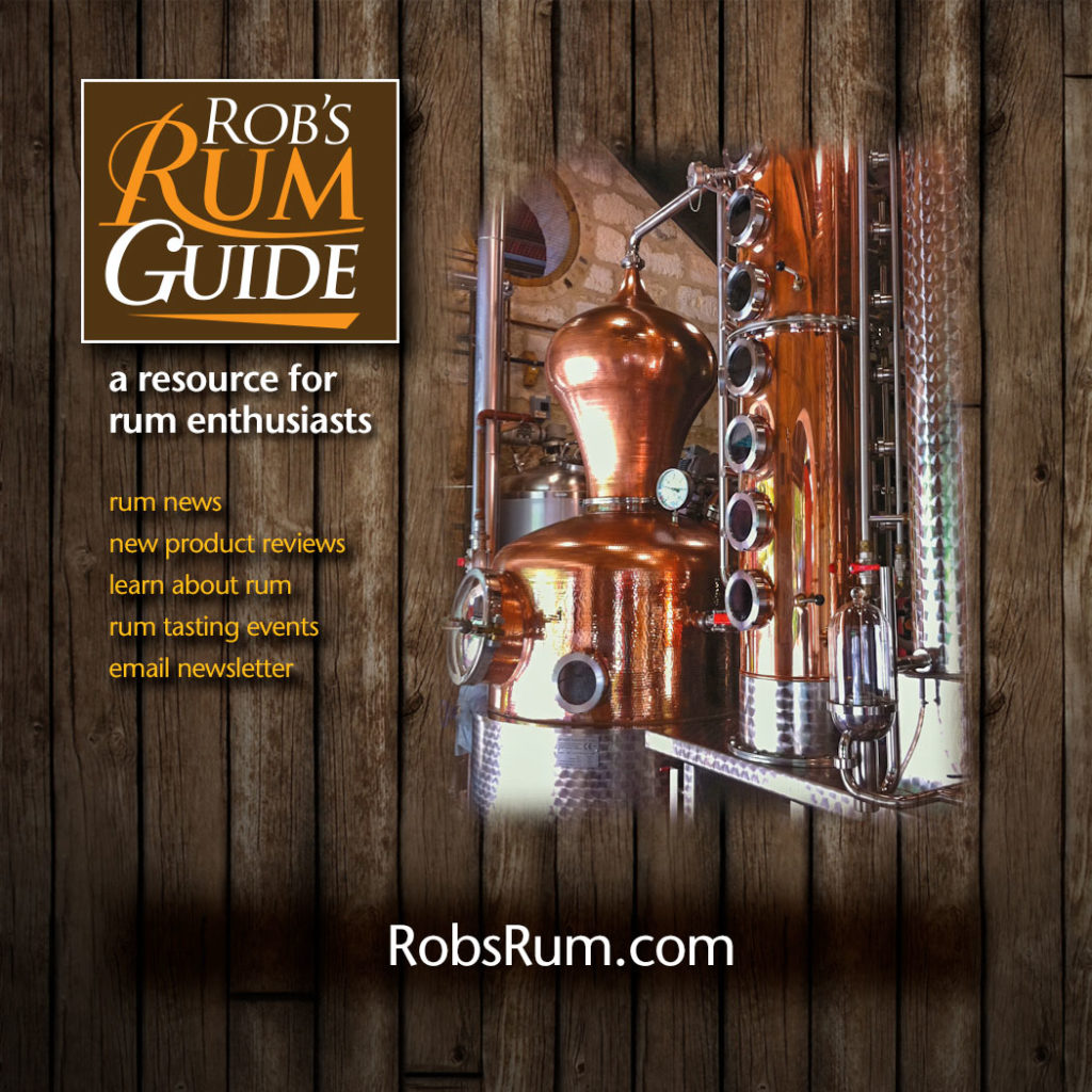 Robs Rum Guide