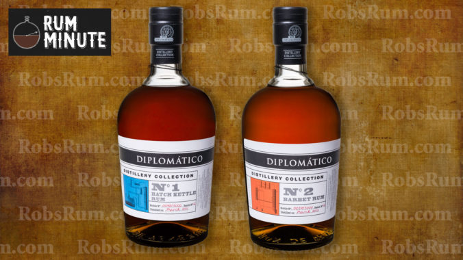 Diplomático Distillery Collection
