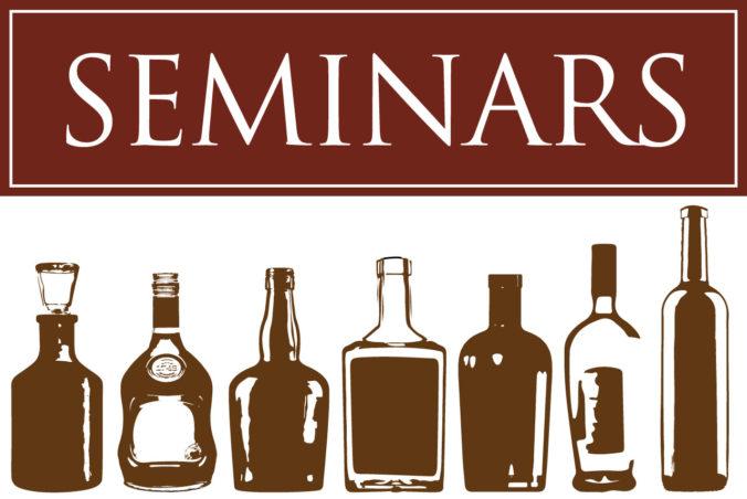 Rum Renaissance Seminars and Master Classes