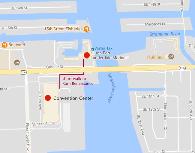 Rum Renaissance Festival - Hilton Fort Lauderdale Marina Resort