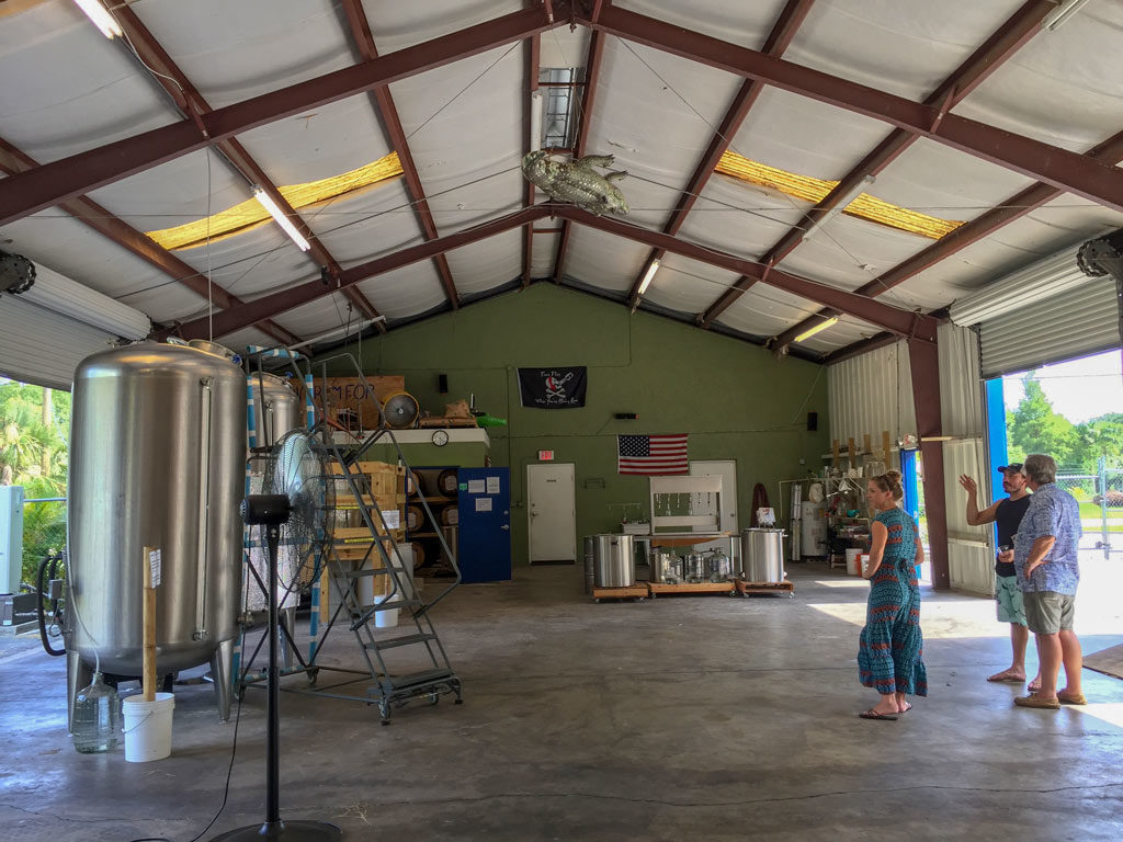Alligator Bay Distillers