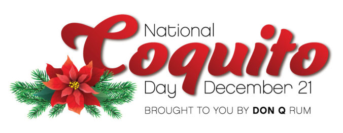 National Coquito Day - December 21
