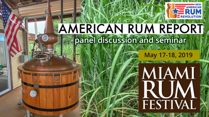American Rum Report Seminar at Miami Rum Fest