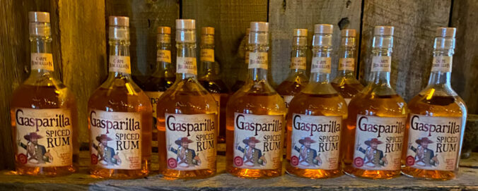 spiced rum from Tampa Bay Rum Company