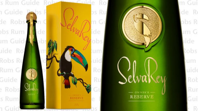 Selvarey Owner's Reserve aged rum from Panama